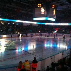 Photo taken at Arena Nürnberger Versicherung by Tanja S. on 9/18/2011