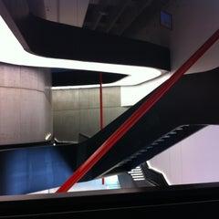 Photo taken at MAXXI Museo Nazionale delle Arti del XXI Secolo by Zeh P. on 6/14/2012
