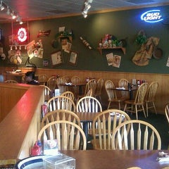 Photo taken at Two Brothers BBQ by LaShay B. on 10/29/2011