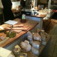 Photo taken at Fromagerie Kef by Jeanette P. on 1/25/2012