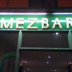 Photo taken at Mezbar by Manco C. on 9/30/2011