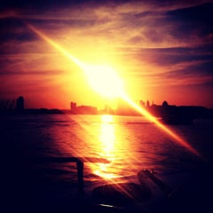 Photo taken at Water Taxi Landing 2 - Harborplace by Nicole F. on 5/23/2012
