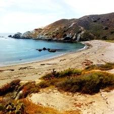 Photo taken at Little Harbor, Santa Catalina Island by DJ B. on 5/13/2011