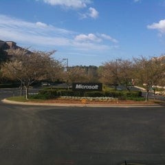 Photo taken at Microsoft Corporation by John M. on 8/3/2011