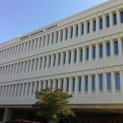 Photo taken at Los Angeles Superior Downey Courthouse by Vincent T. on 5/25/2011
