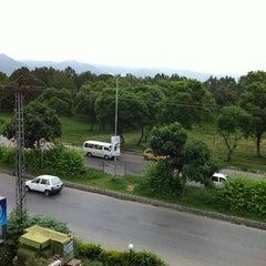 Photo taken at UltraSpectra by ZunNurain K. on 9/4/2011