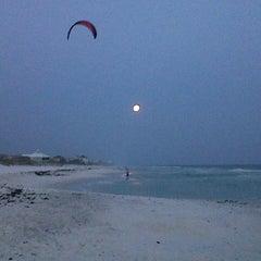 Photo taken at Miramar Beach by Christopher B. on 8/12/2012