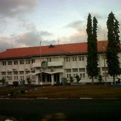 Photo taken at Sekretariat Daerah Kabupaten Banyuwangi by Anton C. on 10/21/2011
