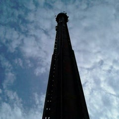 Photo taken at Big Tower by Alexandre C. on 7/22/2012