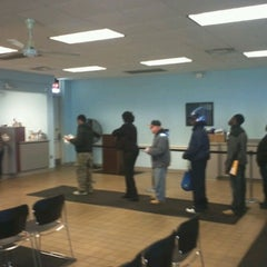 Photo taken at Virginia Department of Motor Vehicles by Jeptha G. on 1/12/2012
