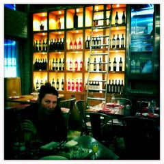 Photo taken at BAR.B.Q. by Markos P. on 10/23/2011