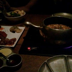 Photo taken at The Melting Pot by Shawn F. on 11/19/2011