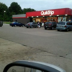 Photo taken at QuikTrip by Greg S. on 8/6/2011