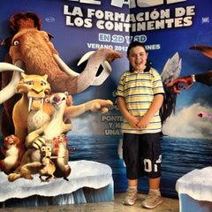Photo taken at Cines Van Dyck El Tormes by Alejandro F. on 7/20/2012
