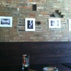 Photo taken at Handlebar by Maureen on 6/4/2012