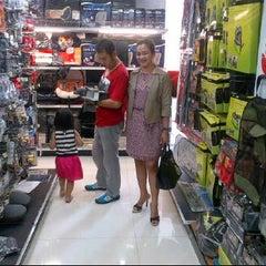 Photo taken at Ace Hardware & Index Furniture Cirebon by Yusuf M. on 2/12/2012