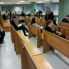Photo taken at New York State DMV by Noah W. on 4/18/2012
