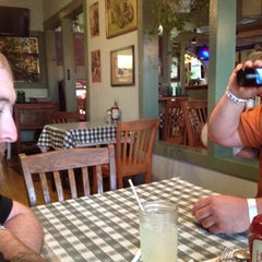 Photo taken at Pat's Place Restaurant by Christine K. on 6/11/2012
