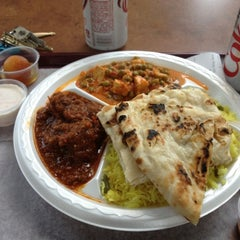 Photo taken at Swagruha Indian Restaurant by Brian G. on 3/18/2012