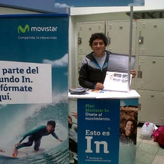 Photo taken at Facultad de Odontología - USMP by Jose Erick G. on 8/1/2012