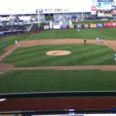 Photo taken at Werner Park by Aaron R. on 5/31/2012