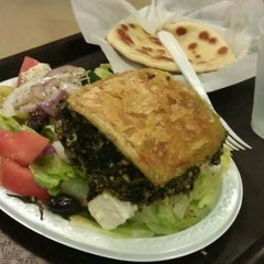 Photo taken at Oakland Gyros by Alison G. on 6/3/2012