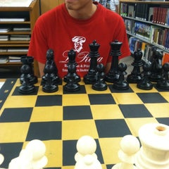 Photo taken at Vernon Area Public Library by Regi Y. on 7/5/2012
