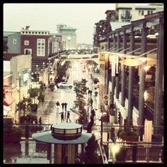 Photo taken at AMC Bay Street 16 by CiNNiE L. on 3/25/2012