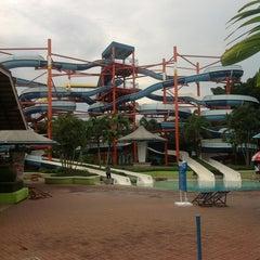 Photo taken at Siam Park City (สยามพาร์คซิตี้) by A R M Z A A : ) on 8/25/2012