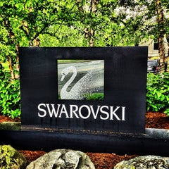 Photo taken at Swarovski North America HQ by Ned W. on 6/6/2012