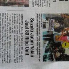 Photo taken at Suzuki Hero Sakti Motor Gemilang by sugimasihada on 7/28/2012