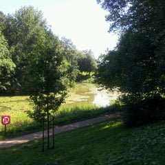 Photo taken at Brilschans Park by Luc D. on 7/24/2012