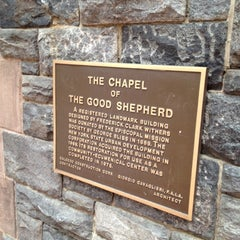 Photo taken at The Chapel of The Good Shepherd Bell by Glenn D. on 3/4/2012