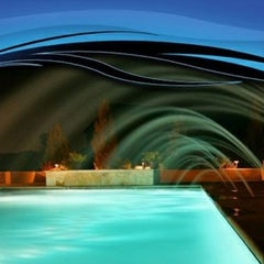 Photo taken at Diamond Quality Pool Center by Peter S. on 3/21/2012