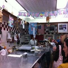 Photo taken at Ottomanelli's Meat Market by Julie S. on 4/13/2012