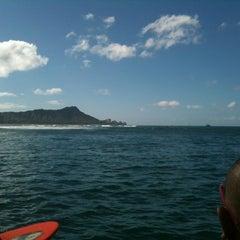 Photo taken at Waikiki Ocean Club by Allie L. on 6/30/2012