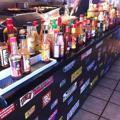 Photo taken at Baja Bar & Grill by 'Momacta G. on 7/3/2012
