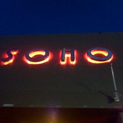Photo taken at Soho by Nkosi F. @. on 5/20/2012