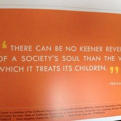 Photo taken at westside children's center by Josie A. on 5/17/2012