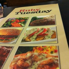 Photo taken at Ruby Tuesday by Martin C. on 6/24/2012