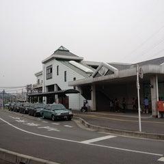 Photo taken at 武蔵嵐山駅 (Musashi-Ranzan Sta.) (TJ32) by FunkyTarossa T. on 5/17/2012