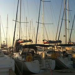 Photo taken at Skopea Marina by Ivan T. on 8/18/2012