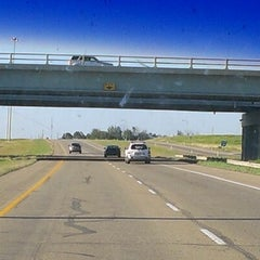 Photo taken at Anthony Henday Drive by James E. on 8/16/2012