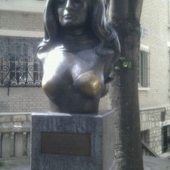 Photo taken at Place Dalida by Marc G. on 5/12/2012