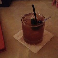Photo taken at Oak Wine Bar by Brandon B. on 5/6/2012
