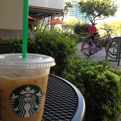 Photo taken at Starbucks by Larry on 9/13/2012