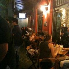 Photo taken at Bar São Jorge by Christiane V. on 4/14/2012