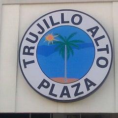 Photo taken at Trujillo Alto Plaza by Jonathan A. on 10/12/2011