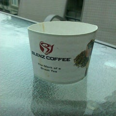 Photo taken at Blenz Coffee by James HanJoo P. on 9/15/2011
