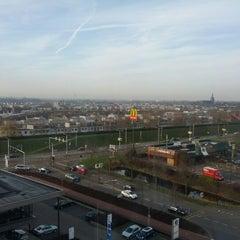 Photo taken at Van der Valk Hotel Amersfoort A1 by Marcel B. on 3/9/2012